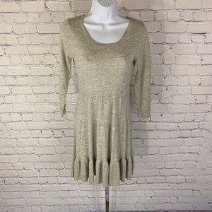 NWT American Eagle Outfitters Gray Sweater Dress